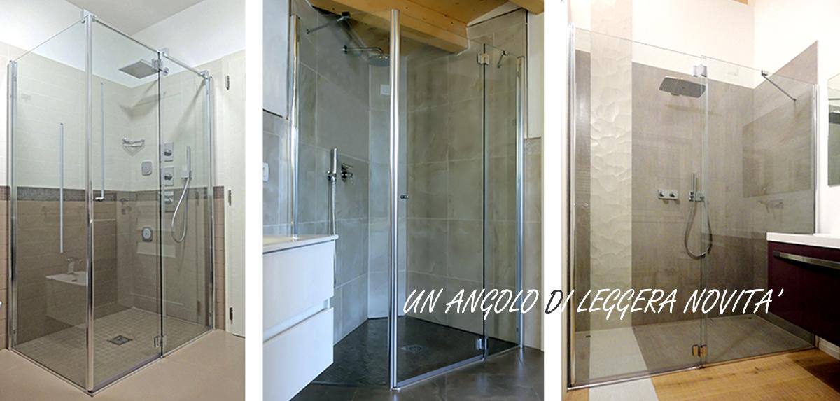 Eurobox doccia arredi bagno box doccia mori - Box doccia chiuso sopra ...